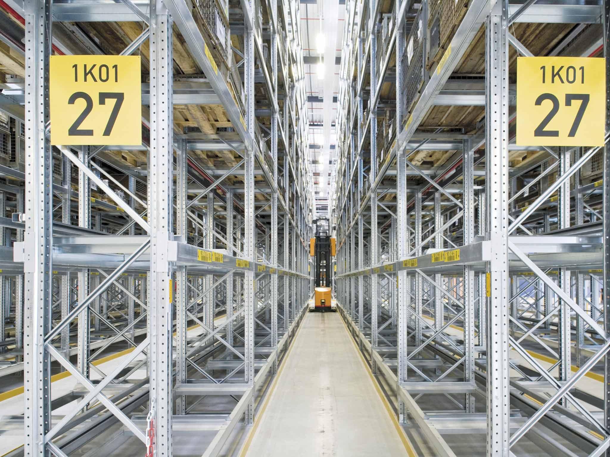 Pallet Racking Amp Warehouse Racking Systems Csi Group