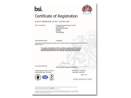 BSI_certificate_of_registration